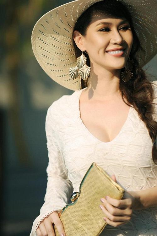Trang Nhung làm mỹ nữ Victor Vũ - 3