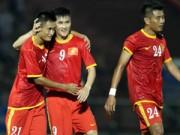 Lịch thi đấu ĐT Việt Nam, bảng A - AFF Cup 2014