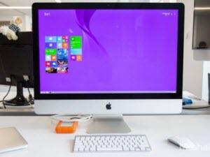 iMac 2014 màn hình 5K chạy Windows 8.1 sẽ ra sao?