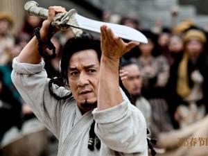 Phim võ thuật mới của Thành Long tung poster hoành tráng