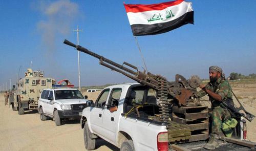 IS thảm sát công khai 46 chiến binh chống đối - 2