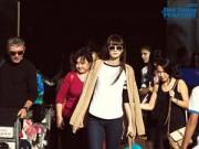 """""""Nữ thần bóng chuyền"""" Sabina nổi bật ở sân bay Nha Trang"""