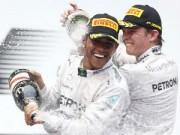 F1 - United States GP: Rosberg trở lại?