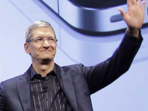 CEO Apple công khai là người đồng tính - 1