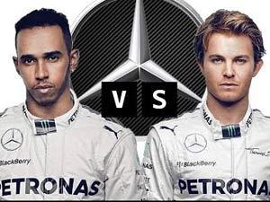 F1 - United States GP: Hamilton hay Rosberg sẽ bứt phá ?