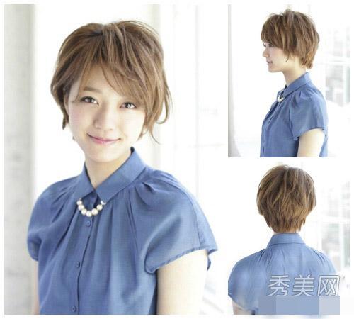 Tóc ngắn đẹp xinh cho phụ nữ mọi lứa tuổi - 10
