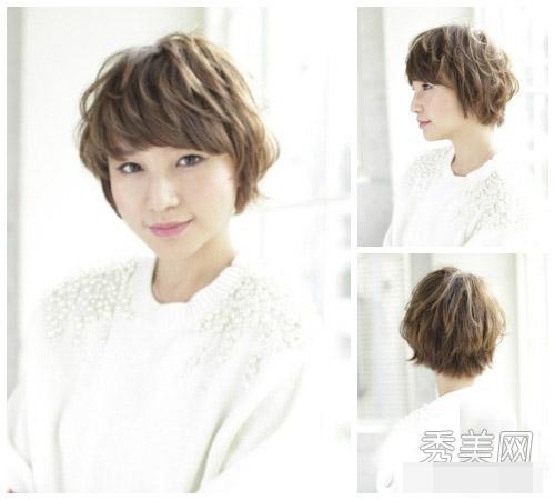 Tóc ngắn đẹp xinh cho phụ nữ mọi lứa tuổi - 14