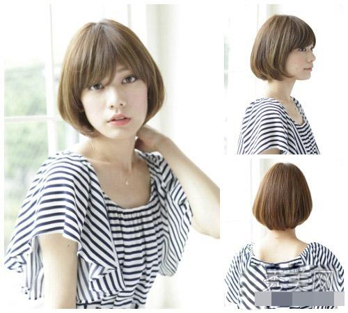 Tóc ngắn đẹp xinh cho phụ nữ mọi lứa tuổi - 4