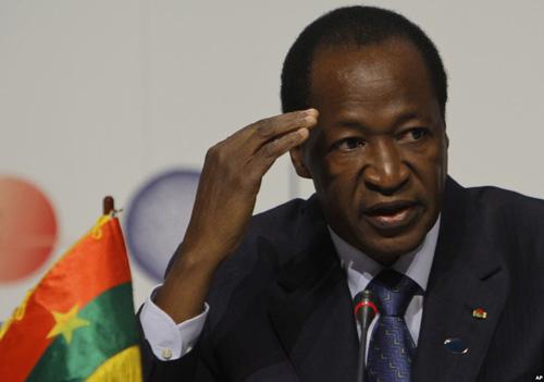 Tổng thống Burkina Faso bị quân đội lật đổ - 1