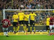 "Pha sút phạt ""hạ sát"" Dortmund top 5 V9 Bundesliga"