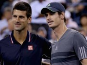 Djokovic - Murray: Hai set đối lập (TK Paris Masters)