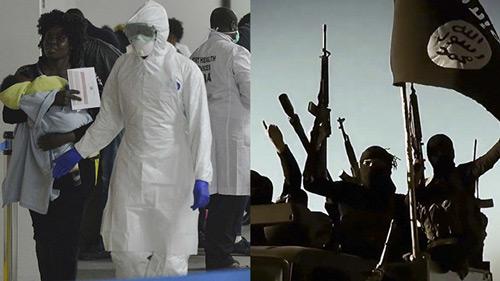 IS sẽ dùng Ebola làm vũ khí tấn công phương Tây? - 2