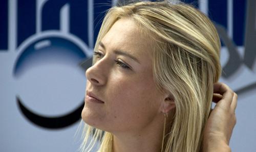 Sharapova chỉ muốn vô địch Grand Slam - 1