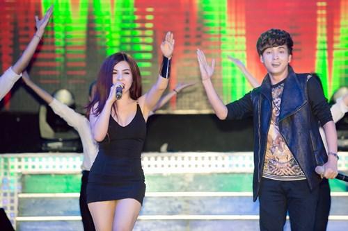 Hồ Quang Hiếu khoe tài khiêu vũ hút hồn người đẹp - 5