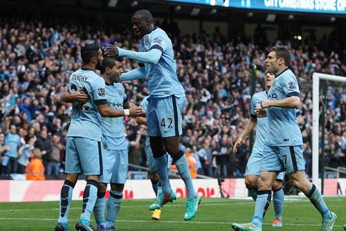 Man City thắng derby: Vua vẫn là vua - 2