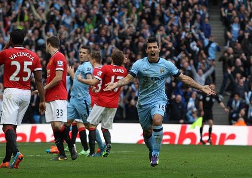 Man City thắng derby: Vua vẫn là vua - 1
