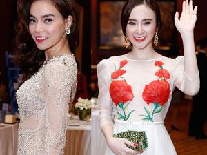 Angela Phương Trinh nổi bật bên dàn mỹ nhân