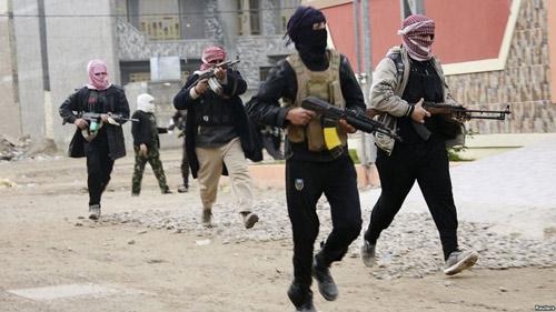 Canada dội bom laser xuống mục tiêu IS ở Iraq - 2