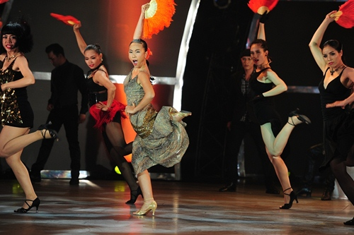 """Đoan Trang """"lấn sân"""" nhảy múa gây ấn tượng mạnh - 3"""
