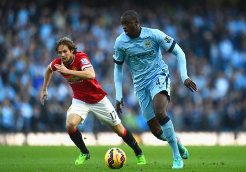 Thống kê hậu derby: Man City mạnh nhất thành Manchester - 2