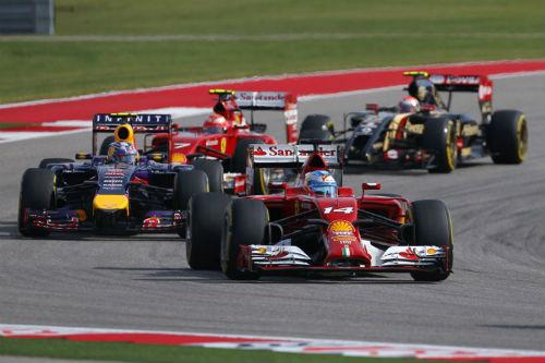 F1 - US GP 2014: Hamiltion rất gần ngôi vô địch - 2