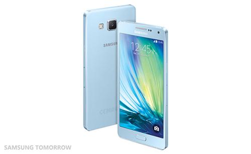 Galaxy A5 và Galaxy A3 vỏ kim loại ra mắt - 1