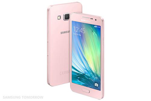 Galaxy A5 và Galaxy A3 vỏ kim loại ra mắt - 3