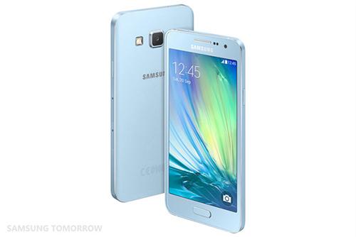 Galaxy A5 và Galaxy A3 vỏ kim loại ra mắt - 4