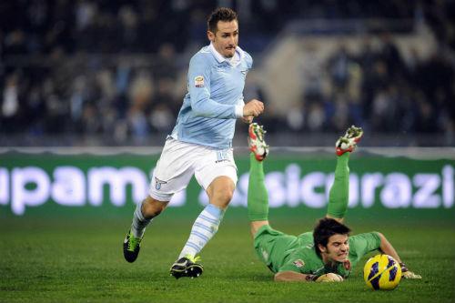 Serie A – vòng 10, 3g00 ngày 4/11: Lazio – Cagliari - 1