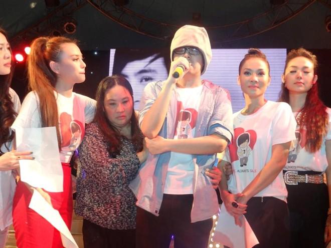 Những sao Việt được đồng nghiệp giúp đỡ khi hoạn nạn - 1