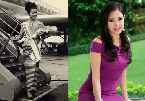 """Sự thật về nhan sắc """"không tuổi"""" của hoa hậu U70 - 1"""