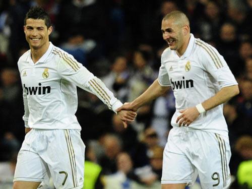 Benzema: Đối tác hoàn hảo của Ronaldo - 1