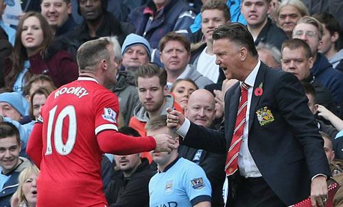 """Rooney tuyên bố: MU vẫn """"đi đúng hướng"""" - 1"""