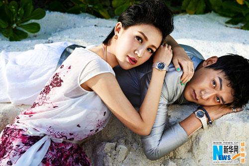 9 cặp đôi Hoa ngữ yêu nhau từ cái nhìn đầu tiên - 2