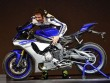 Bộ đôi siêu mô tô Yamaha YZF-R1 và YZF-R1M ra mắt