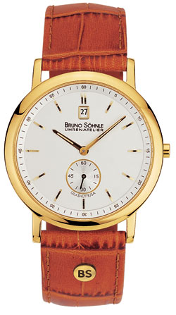 Đồng hồ đẳng cấp nước Đức Bruno Sohnle Glashutte - 5
