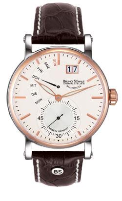 Đồng hồ đẳng cấp nước Đức Bruno Sohnle Glashutte - 7