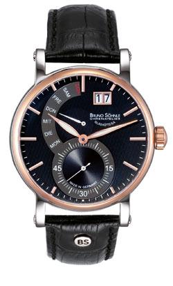Đồng hồ đẳng cấp nước Đức Bruno Sohnle Glashutte - 8