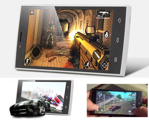 Evo X5 - smartphone dành cho game thủ - 1