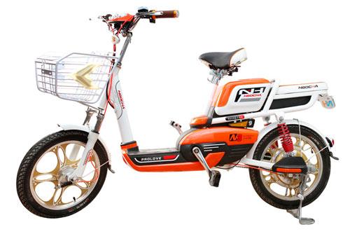 Ra mắt xe đạp điện Ngọc Hà N3 mới giá ưu đãi - 1