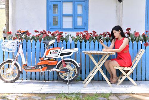 Ra mắt xe đạp điện Ngọc Hà N3 mới giá ưu đãi - 2