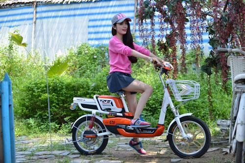 Ra mắt xe đạp điện Ngọc Hà N3 mới giá ưu đãi - 4