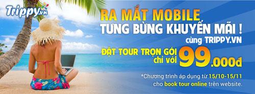 Đặt tour du lịch trọn gói giá chỉ 99.000đ - 1