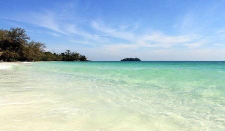 Khám phá 5 bãi biển đẹp nhất Campuchia - 1