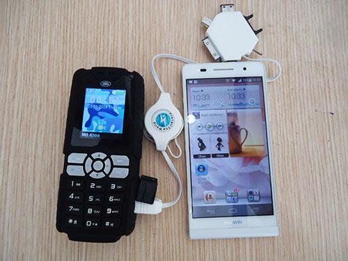 Điện thoại siêu bền pin dùng 20 ngày mua 1 được 2 - 3