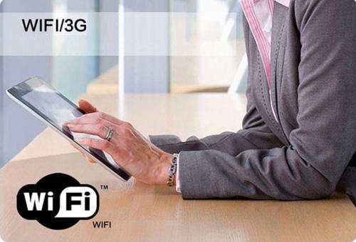 Giảm giá 55% máy tính bảng 3G - 3