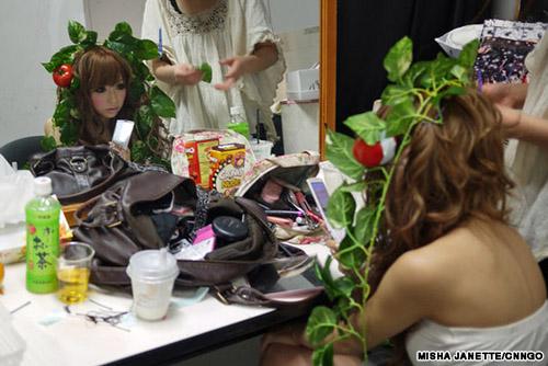 Vén màn bí mật về cuộc sống của mẫu tạp chí Nhật - 5