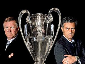 """Mourinho, Sir Alex quá """"thường"""" ở Champions League"""