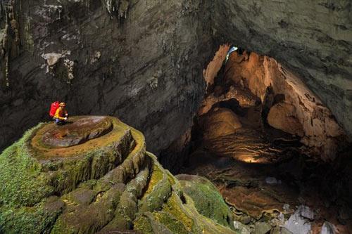 6 đêm ở hang Sơn Đoòng - Tour du lịch đắt nhất VN - 6