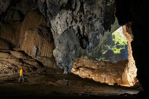 6 đêm ở hang Sơn Đoòng - Tour du lịch đắt nhất VN - 9